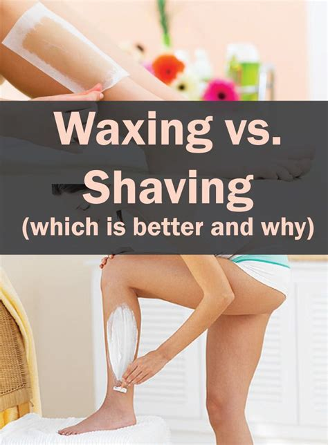 5 At Home Waxing Tips From The Pros by Waxing Vs Which Is Better And Why Fashionwich
