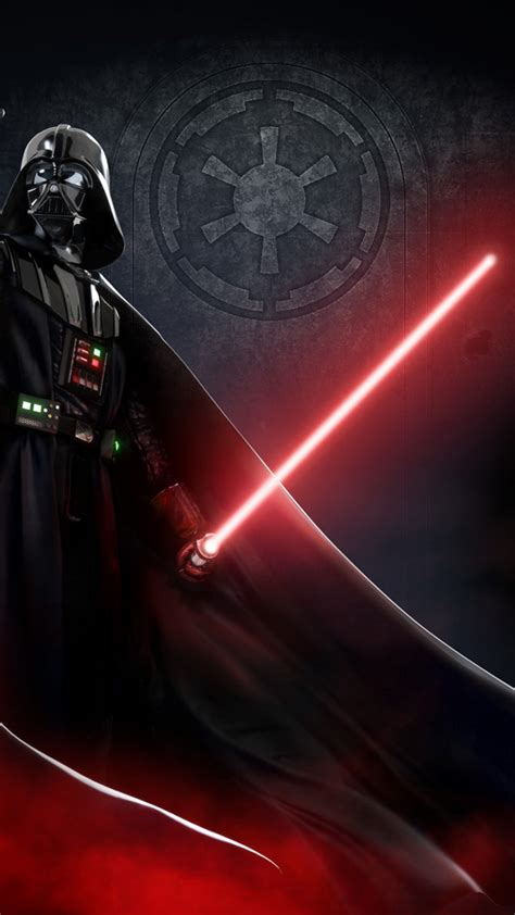 wars wallpaper for android 1080x1920 star wars darth vader - Wars Android Wallpaper