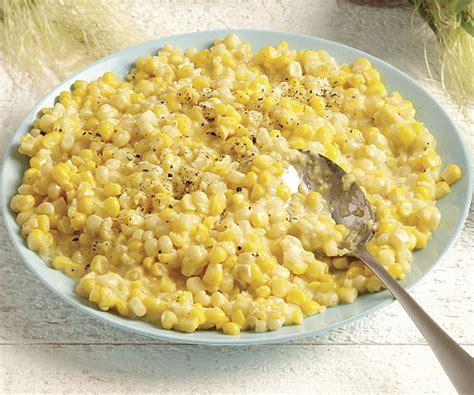 fast creamed corn