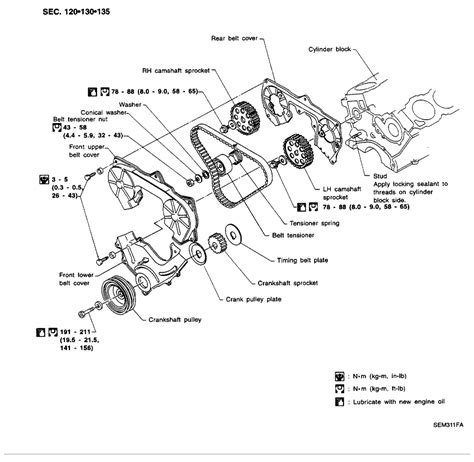 nissan pathfinder 2000 nissan 2001 vg33e engine diagram nissan vg30e engine