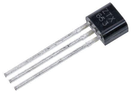 transistor darlington npn 1a 5 x ztx600 bipolar darlington transistor 140v 1a 1w hfe gt 1k zetex