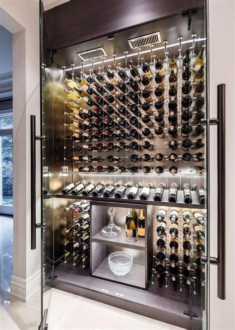 Wall Wine Rack Modern by Best 25 Modern Wine Rack Ideas On Modern