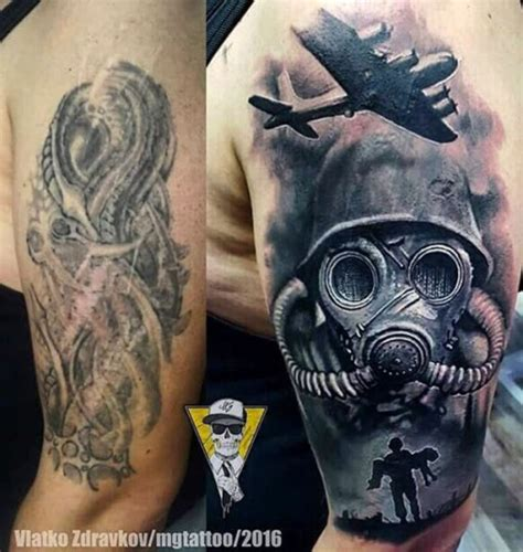 war tattoo shoulder cover up best tattoo ideas gallery