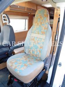 Car Seat Covers For Fiat Ducato Motorhome Fiat Ducato Motor Home Seat Cover Tino Mh 061
