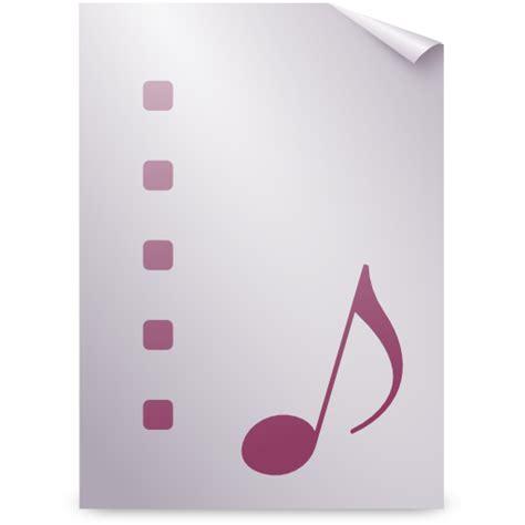 Audio X Mpegurl by Audio Mpegurl Icon Icon Search Engine