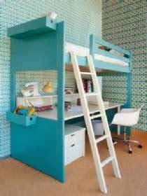 camas altas con escritorio abajo literas con escritorio debajo