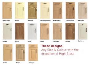 kitchen cabinets door fronts kitchen cabinet replacement doors and drawer fronts