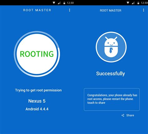 root access apk easily root your device with root master review aivanet