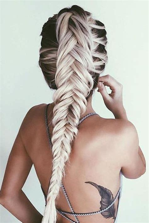 pinterest long curly fishbone tail picture with red curly hair festival braids 8 cute styles you need to try this summer
