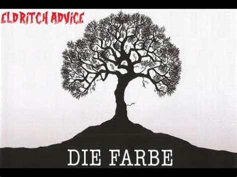 the color out of space 2010 eldritch advice h p lovecraft s die farbe the colour