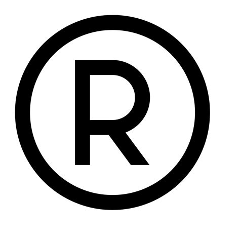 trade symbol registered trademark icon free download at icons8