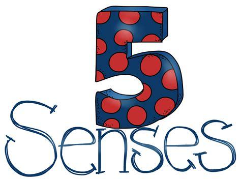 Five Senses Clipart 5 senses clip cliparts