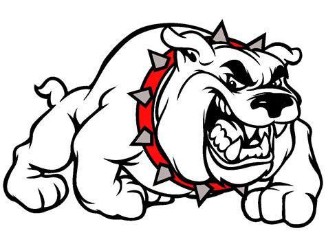 Clipart Bulldogs bulldog vector clipart best