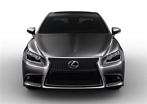 lexus coupe black lexus attracts the launch of the 2013 ls 460 f sport
