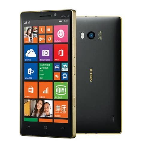 Microsoft Lumia 930 nokia lumia 930 gold edition unboxing windowsteca