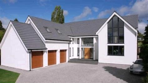uk house designs modern house design plans uk youtube