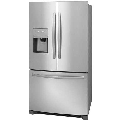 frigidaire cabinet depth refrigerator ffhd2250ts frigidaire 36 quot 26 8 cu ft counter depth