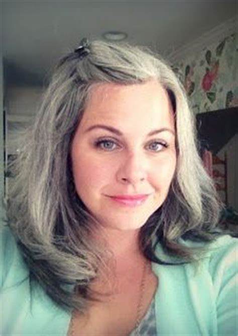 hair cut for greywirey hair 17 best images about embracing my grey hair on pinterest
