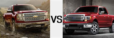 Ford Truck Vs Chevy by Ford Vs Chevy For Truck Burlington Chevrolet