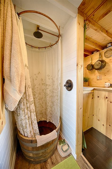 tiny home bathroom ideas 3 awesome diy shower ideas that will fit in tight spaces