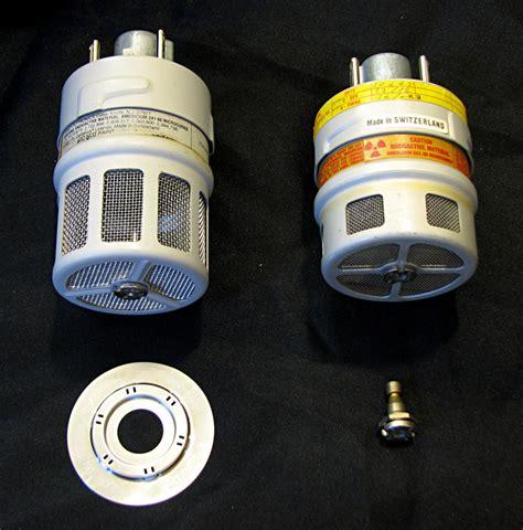 Smoke Detector 1 radium special nuclear material