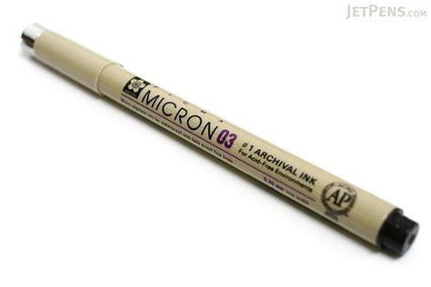 0 35mm Pen pigma micron pen size 03 0 35 mm black
