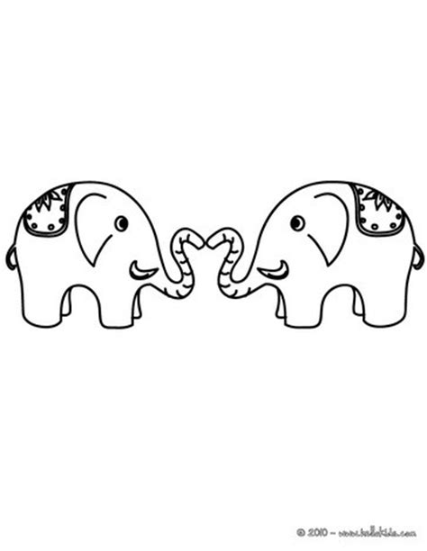 elephant valentine coloring pages love elephants coloring pages hellokids com