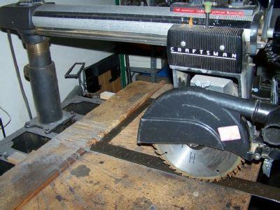 radial arm  table alignment  easier   steps