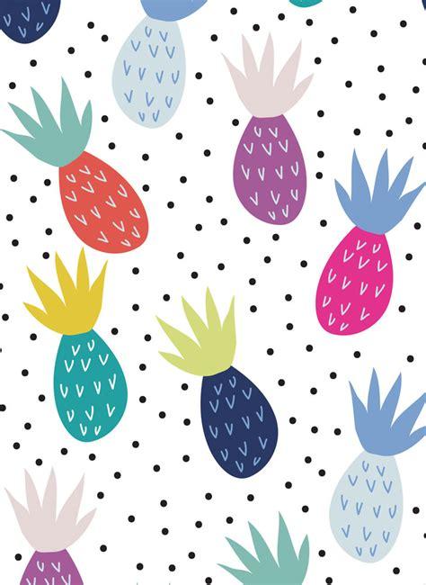 Whatsapp Sticker Selber Machen by Pineapple Fabrics Spoonflower