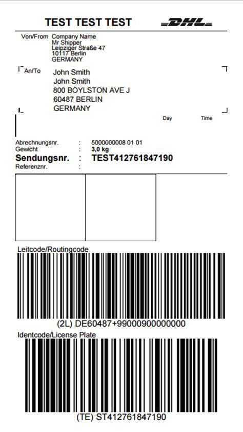 Dhl Etiketten by Woocommerce Dhl Express Ecommerce Paket Shipping