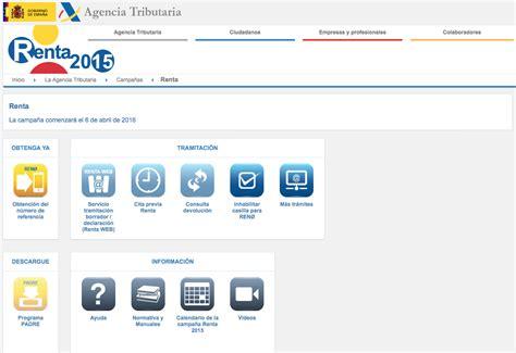 Calendario Hacienda 2015 Calendario Declaracion Anual Renta 2015