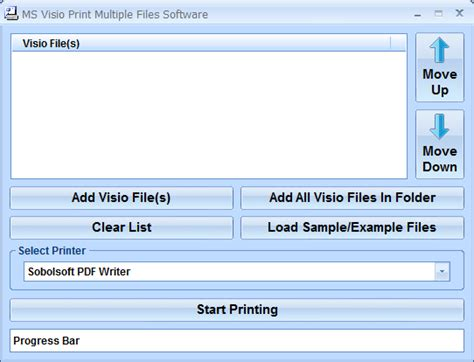 how to print from visio ms visio print files software screenshot x 64
