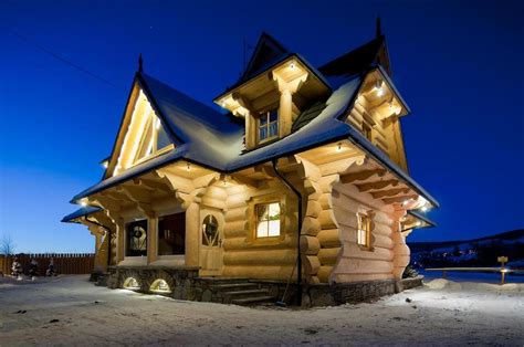 the house company larger log houses the log house company