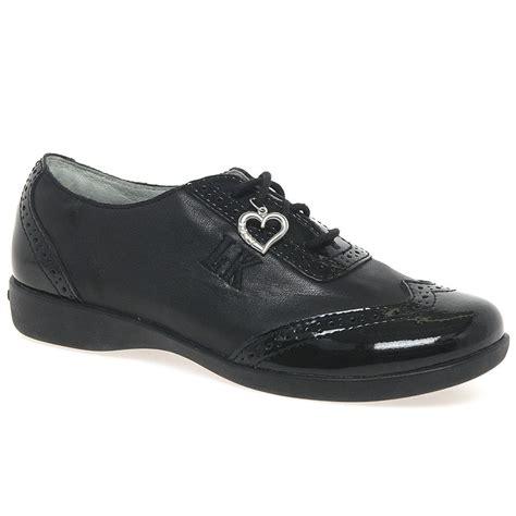 lelli shoes lelli kimberley black brogues charles clinkard