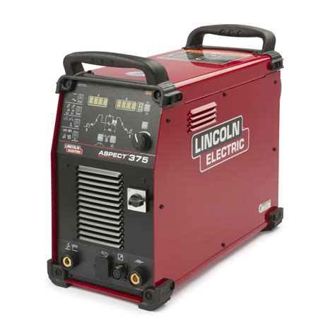 lincoln tig welders lincoln aspect 375 ac dc tig welder k3945 1 ebay