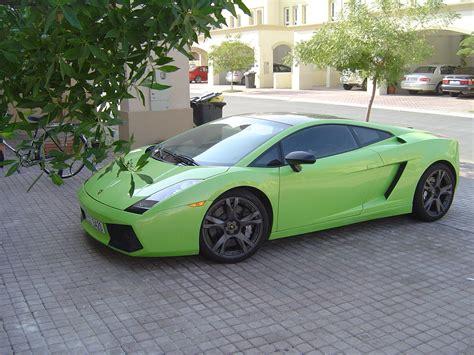 Lamborghini Lime Green Paint Code Lamborghini Gallardo Green Paint Code