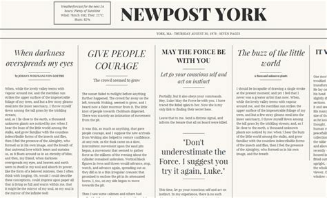 css layout newspaper 33 amazing frontend design patterns using css3 and jquery