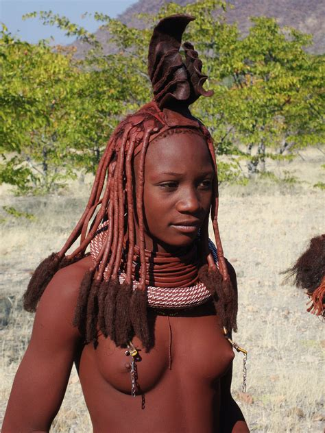young himba girls tribe young himba girl newhairstylesformen2014 com