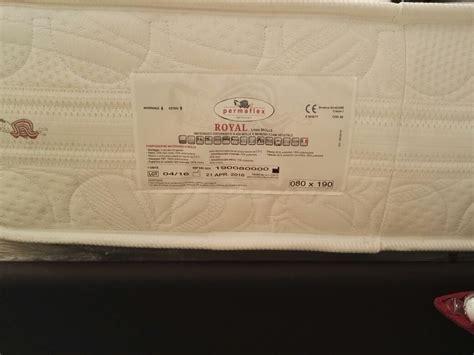 materasso permaflex royal materasso permaflex royal scontato 50 materassi a
