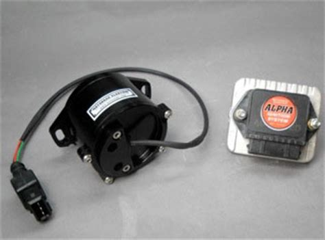 Motorrad Elektrik Alpha Ignition by Motorrad Elektrik Keeping Your Beemer Charging Along