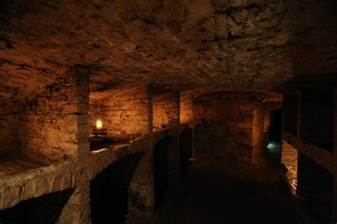 pub with tunnels underneath available edinburgh s underground secrets