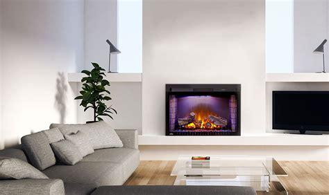 plug in fireplace heater napoleon cinema 29 in plug in electric fireplace nefb29h