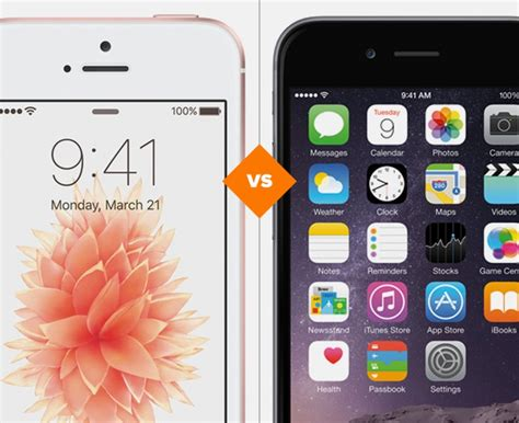 iphone se ou iphone 6s veja diferen 231 as e semelhan 231 as entre os celulares not 237 cias techtudo