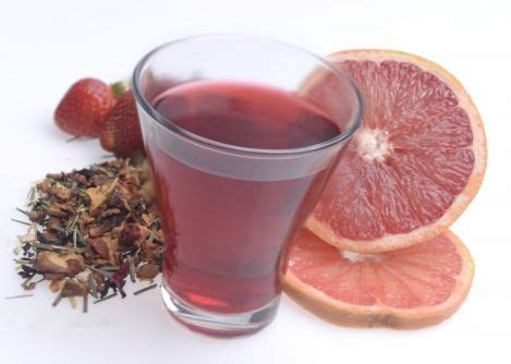 Handcrafted Beverages - a new winterberry green tea blend debuts in teavana stores