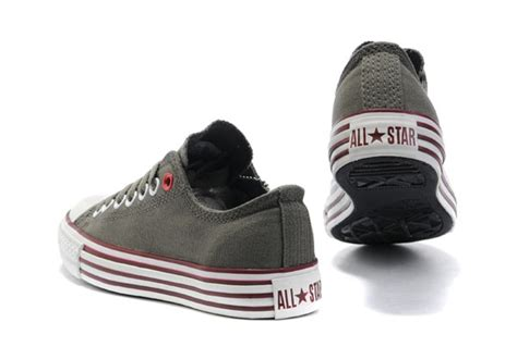 Converse For High Quality Grey the newest low tops grey converse all multi lines converse high quality
