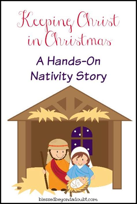 printable christmas nativity pinterest the world s catalog of ideas