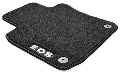 volkswagen eos mojomats 174 carpeted mats anthracite
