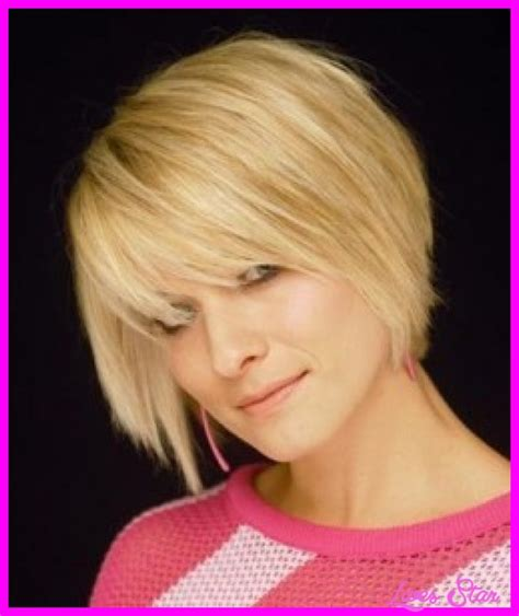 Razor Cut Hairstyles by Razor Cut Bob Hairstyle Livesstar