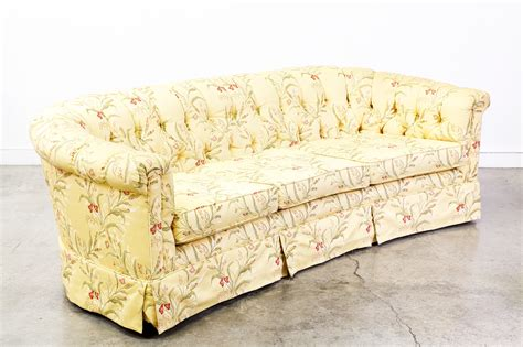 vintage tufted couch vintage tufted sofa with original fabric vintage supply