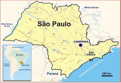 sao paulo state map iswa